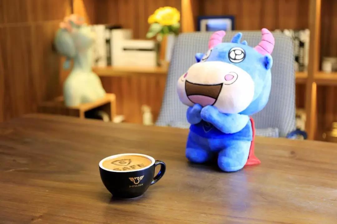 全球首家区块链溯源咖啡店成为安付智能TOS机应用试点