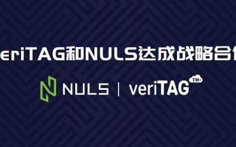 新加坡科技企业维律德(VeriTAG)与NULS在智博会上签署战略合作协议,达成战略合作