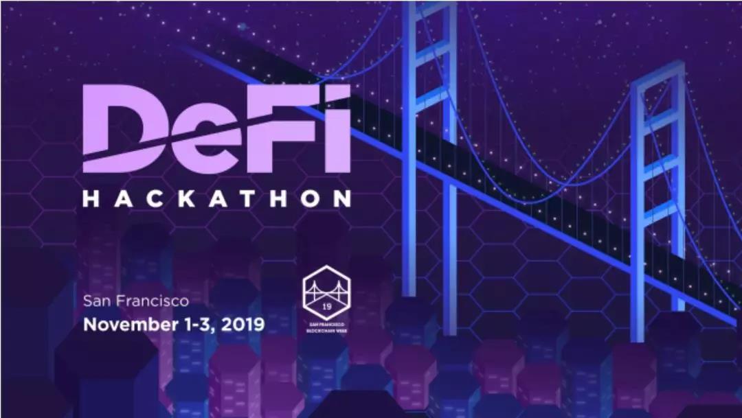 DeFi黑客马拉松即将来到旧金山区块链周