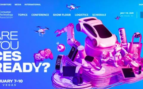 TokenClub受邀参与全球最大的电子产品展览会CES