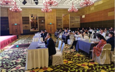 金博链NWC生态圈中国区领导人峰会圆满召开