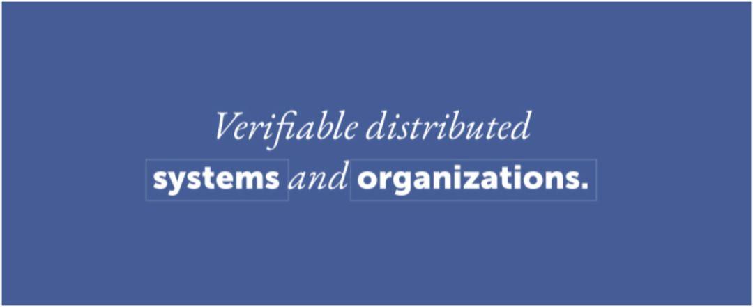 在 ICF 研发的过去, 现在, 和未来 : 介绍 Informal Systems