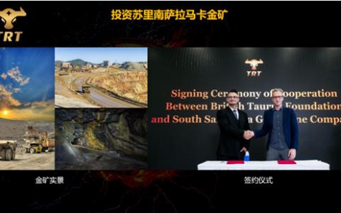 全球首个黄金珠宝通证TRT 4月17日上线交易所