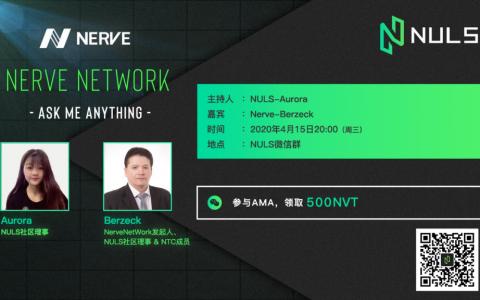 带你揭开异构跨链项目Nerve Network神秘面纱