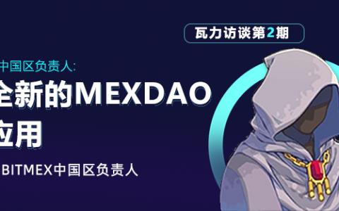 瓦力访谈第2期 | 对话BITMEX中国区负责人
