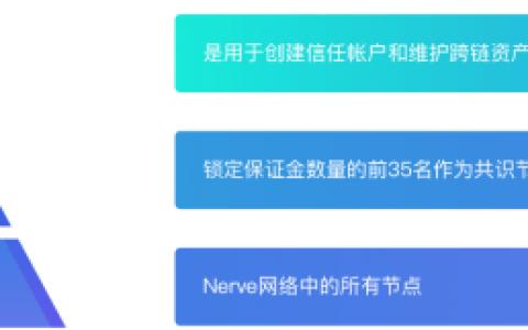 NerveNetwork全球公测:加入我们,您将不虚此行