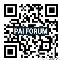 Project PAI 项目进度- 2020年7月7日