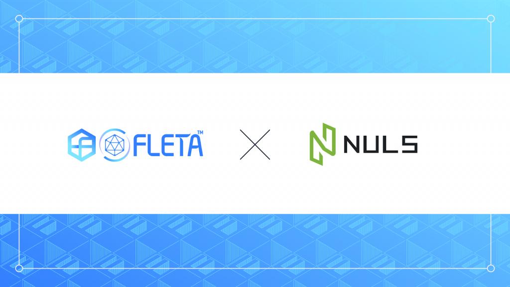 NULS与FLETA达成技术合作伙伴关系