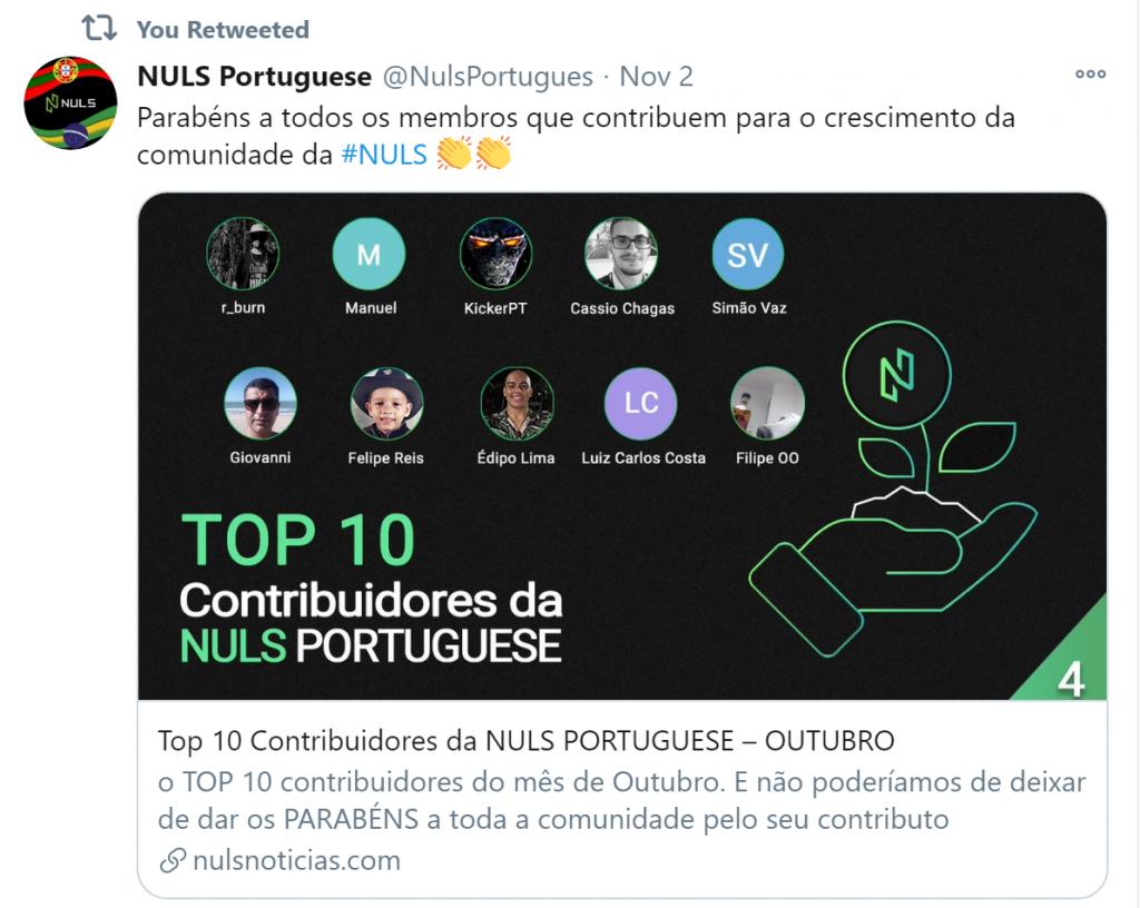 NULS社区2020年11月上半月简报 |NULS异构跨链生态NerveNetwork成功打通与BSC的异构跨链功能
