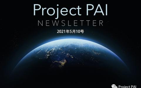 Project PAI 项目进度- 2021年5月10日