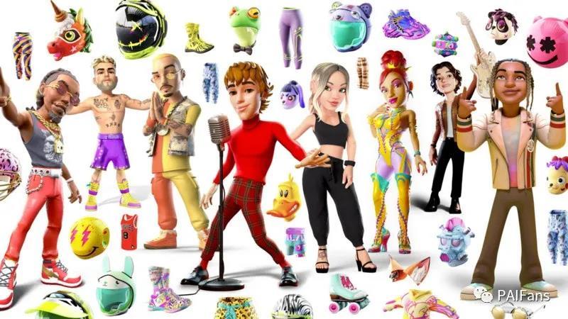 Genies×Dapper Labs:明星和粉丝的3D数字形象都可成为NFT