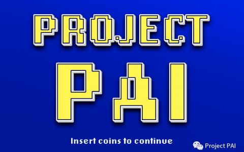 Project PAI 项目进度- 2021年6月14日