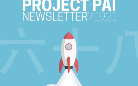 Project PAI 项目进度- 2021年7月19日