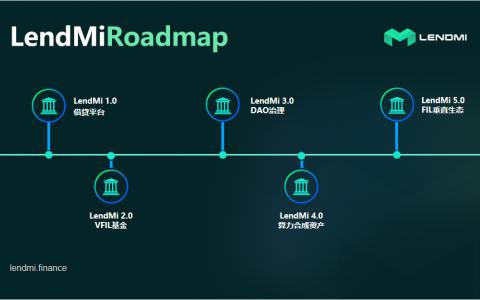 LendMi 2.0新时代:VFIL质押借贷玩转Filecoin市场!|空中课堂