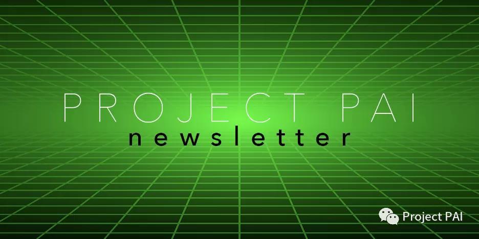 Project PAI 项目进度- 2021年8月23日