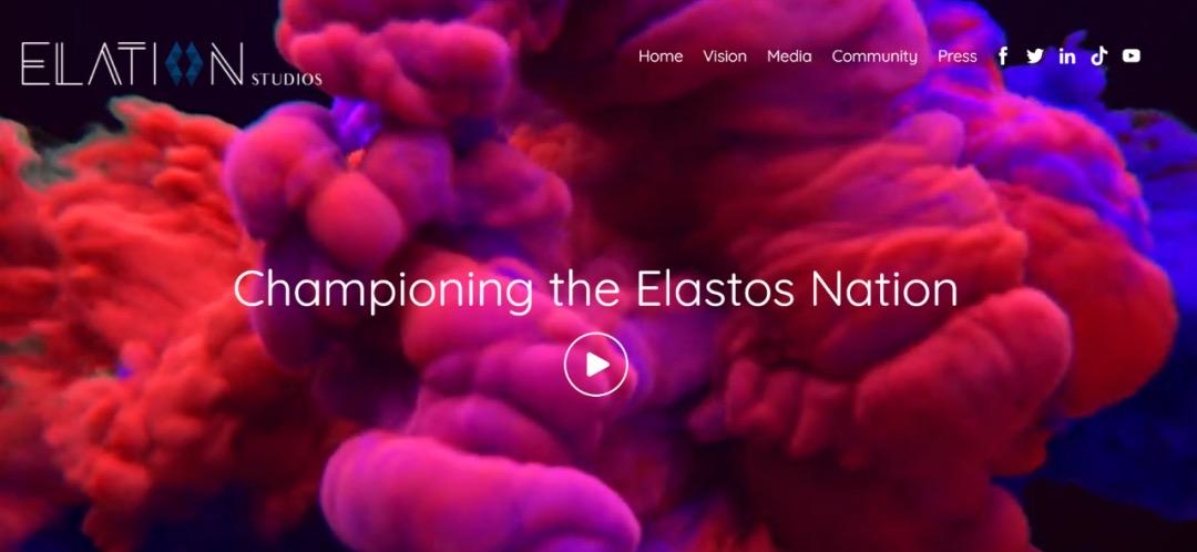 第二届 CR 委员Elation Studios新网站上线