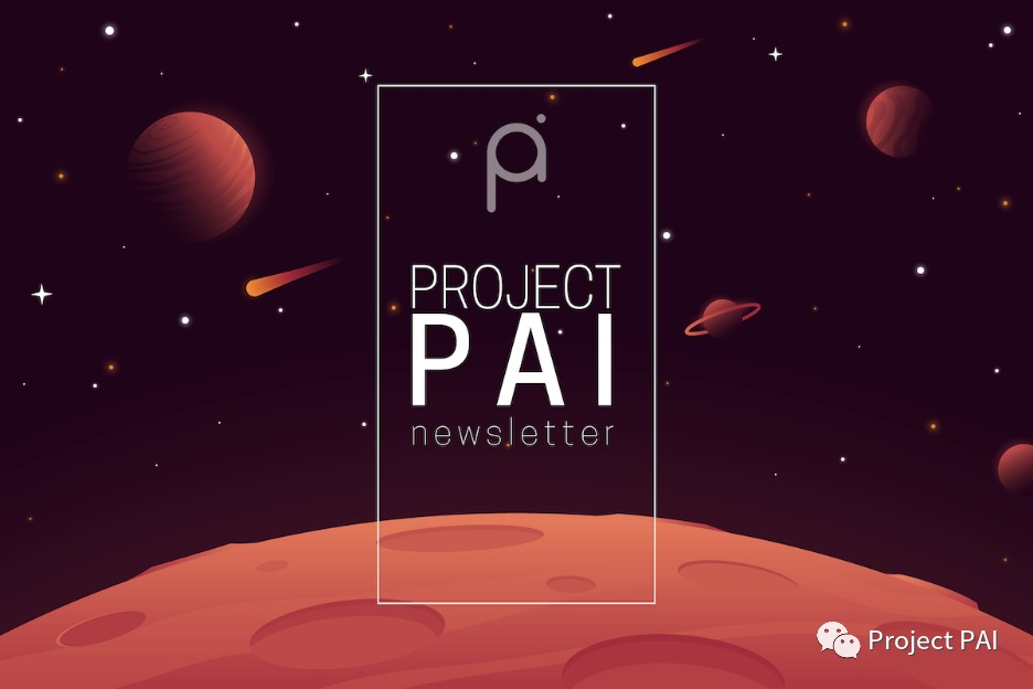 Project PAI 项目进度- 2021年8月9日