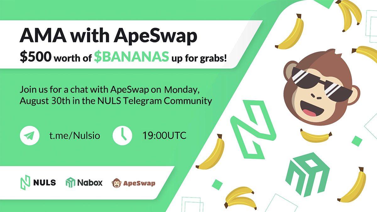 ApeSwap  AMA