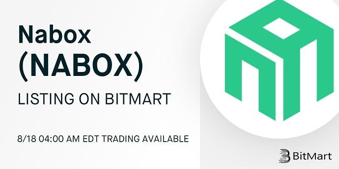 nabox上线bitmart